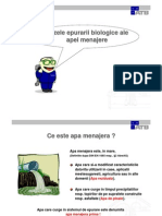 ATB Biologia La Statii de Epurare