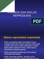 HORMON DAN SIKLUS REPRODUKSI