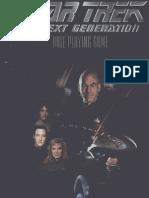 Lug25000 - Star Trek Tng Rpg - Core Rules