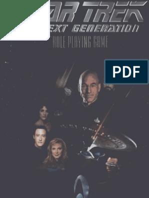 Lug25000 - Star Trek Tng Rpg - Core Rules   Borg (Star Trek