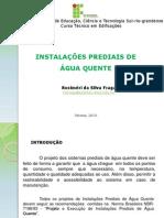 1 Instalações_Prediais_de_ÁguaQuente