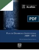 Plan de Desarrollo 2009 - 2013