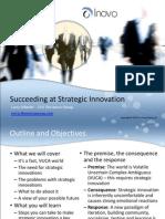 """Presentación de """"Canvas de Innovación Estratégica"""""""