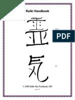 FINAL Reiki Handbook