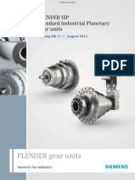 MD31.1 FLENDER SIP Standard Industrie Planetengetriebe En