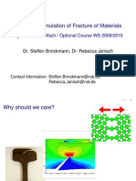 factual topic on fracture mechanics