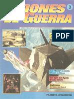 Aviones de Guerra, Issue No.3