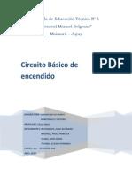 Informe Circuito de Encendido.docx