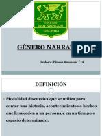 GÉNERO NARRATIVO.pptx