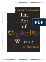 Art of Creative Writing