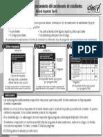 Afiche Instrucciones Para El Diligenciamiento de Hoja de Respuestas Tipo B