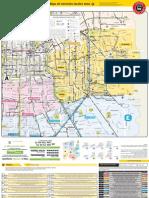 Mapa Zona D
