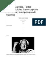 Herbert Marcuse Varios