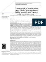 2007_A Framework of Sustainable Supply Chain_OK