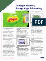 MSSP Tool for Long Range Scheduling 200207SE
