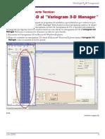 MSDA-Variogramas 2-D Al Variogram 3-D Manager-200607
