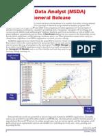 MSDA MineSight Data Analyst 200510
