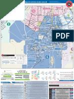 Mapa Zona G