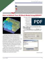 MSDART-Reblock Your 3-D Block Model-200808