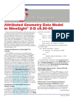 Database-Attributed Geom Data Model in MS3D v.3.30!00!200402