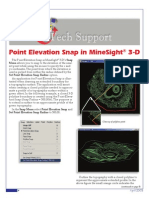 MS3D Point Elevation Snap 200304