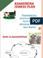 AKSHAIPATRA.business Plan