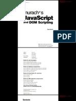 Ray Harris - Murach's JavaScript and DOM Scripting 2009