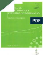 Manual de Procedimentos Sector Financeiro