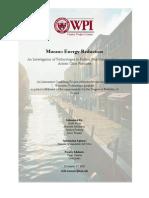 Report Murano B06
