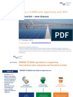 2012-10-11-Indian Solar Market - New Market New Chances