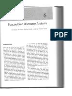 Foucauldian Discourse