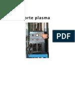 Corte Manual Por Plasma