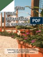 Le Livret Guide Du Jardin Des Plantes a Couleurs
