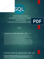 SQL - Crhistian Mejía