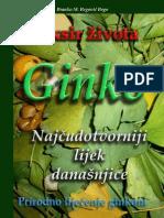 B. M. Begović Bego ELIKSIR ŽIVOTA GINKGO BILOBA - Prirodno liječenje ginkom
