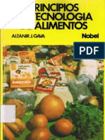 Principios de Tecnologia de Alimentos.altanir J. Gava 2 Dorinha