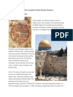 from the crusades to new muslim empires text