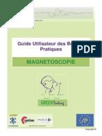 18 Guide Utilisateur Des Bonnes Pratiques - Magnetoscopie