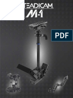 Steadicam M-1 Brochure