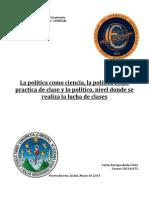 POLITICA COMO CIENCIA.docx