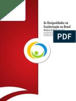 Desigualdades Na Escolarizacao No Brasil Relatorio Observacao 03