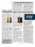 Hispanic Link Report Oct. 5, 2009