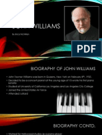 john williams slideshow