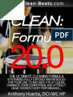Clean Formula 20.0