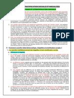 CHAP 4 - 41 - Idéal démocratique et stratification sociale (cours) (2009-2010)