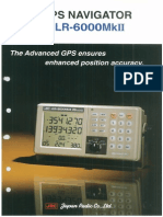 JLR 6000MkII Brochure