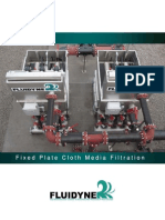 Fluidyne Fixed Plate Filter Brochure 2013