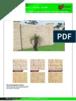 Engineered Boundary Walls DSM