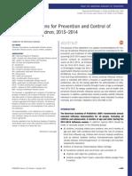 Guia Influenza 2013-2014 Aap