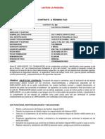 Modelo Contrato Laboral